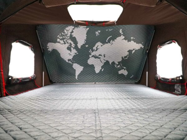 iKamper Skycamp 2.0 inside - I love the new design, it is a real upgrade from the Skycamp 4x