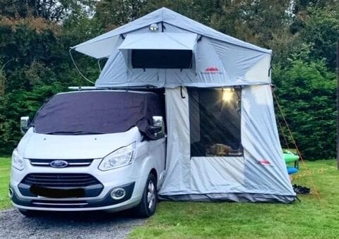 Ventura Deluxe 1.4 Extended + Annex - almost perfect setup for couples and small families
