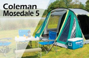 Coleman Mosedale 5 review and buying guide