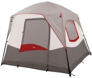 ALPS Mountaineering Camp Creek 6-man tent Best 6-person tents reviewed 10TS tents