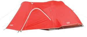 Coleman Hooligan Backpacking Tent best 4-person tents reviewed - 10TS tents