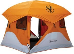Gazelle T4 Pop-up Tent Best 4-person tents reviewed 10TS-tents