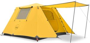 KAZOO Family Camping Tent for 4 person - best 4-person tents reviewed 10TStents