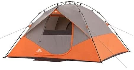 Ozark Trail Instant 6-person Dome Tent best 6 man tent reviewed 10TS tents